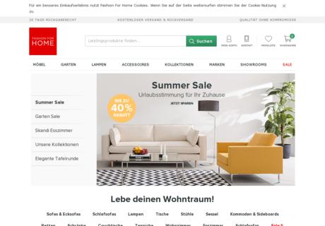 Fashion For Home Gutschein November 2017 240 Gutscheincode