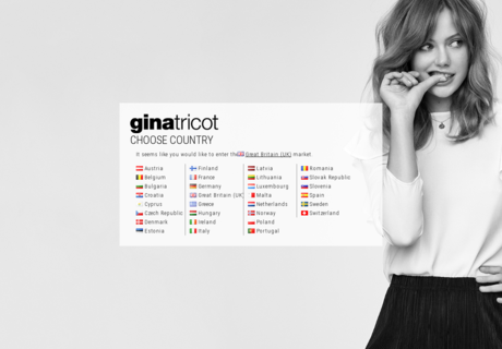Gina Tricot