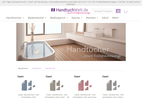 handtuch welt gutschein juli 2017 10 gutscheincode. Black Bedroom Furniture Sets. Home Design Ideas