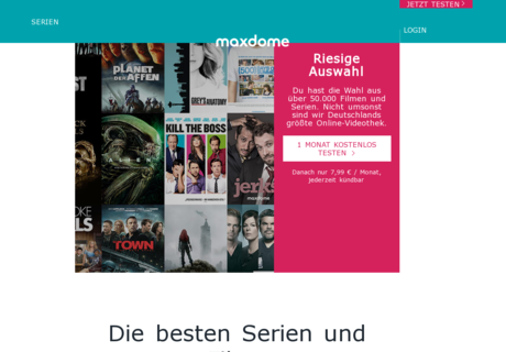 maxdome gutscheincode film gratis