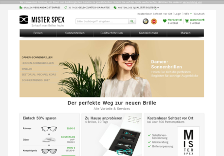 mister spex gutschein exklusiv 8 gutscheincode. Black Bedroom Furniture Sets. Home Design Ideas