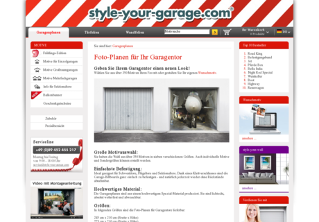 style-your-garage.com
