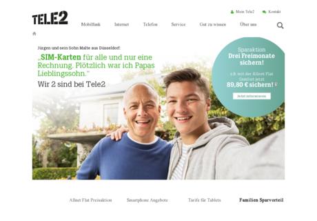 TELE2 Deutschland