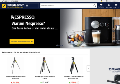 Technikdirekt gutschein 5 euro